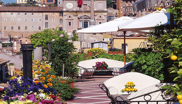 מלון Grand Hotel Plaza