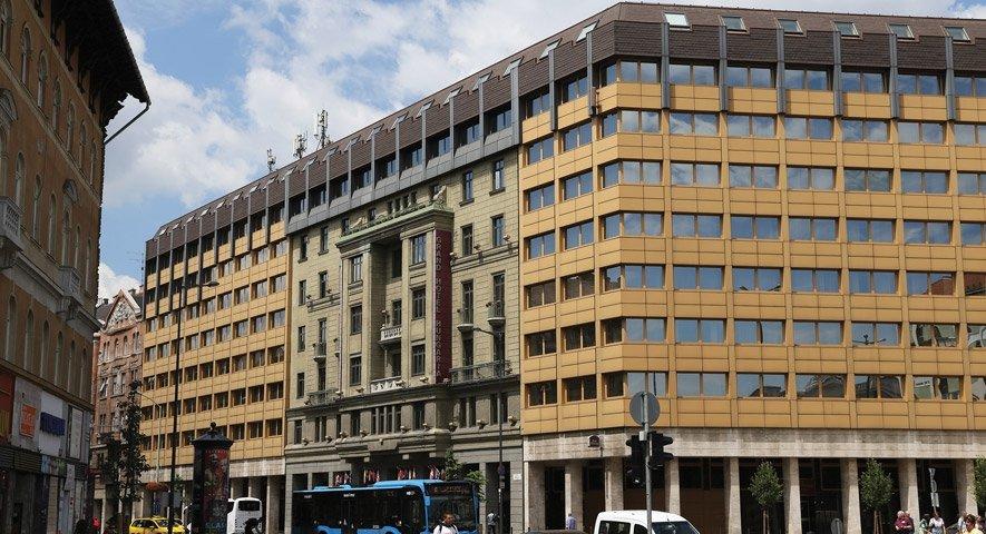 מלון Bw Hotel Hungaria (Ex Grand Hungaria)