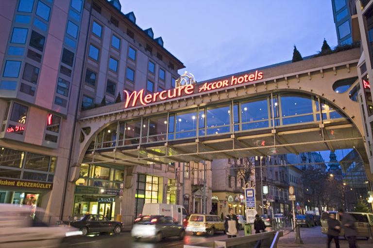 מלון Mercure Korona