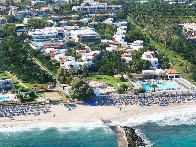 מלון Aks Annabelle Beach Resort (Ex.Annabelle Village)