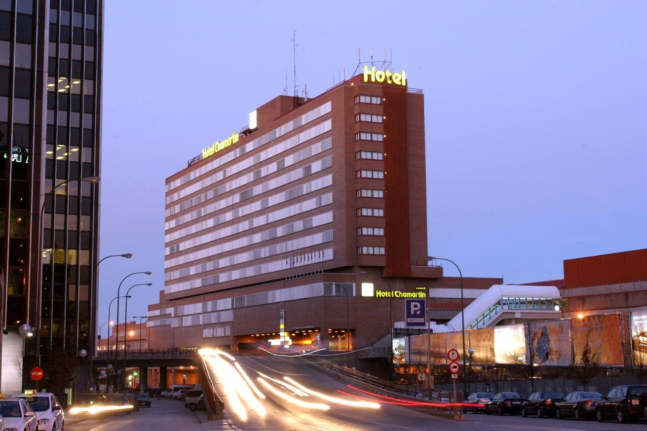 מלון Husa Chamartin