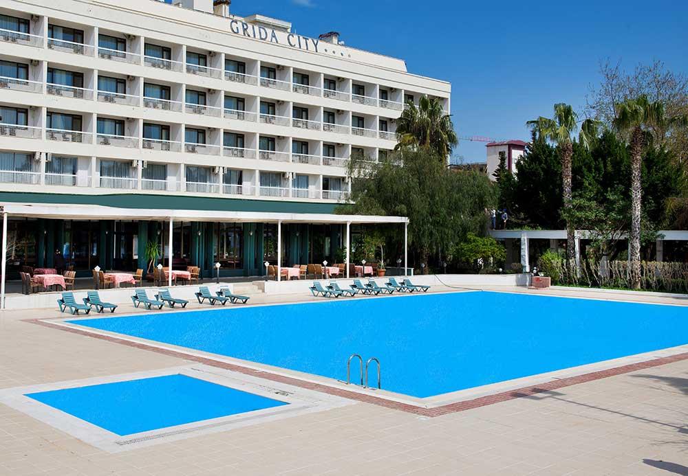 מלון Grida City