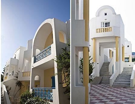 מלון Kamari Beach
