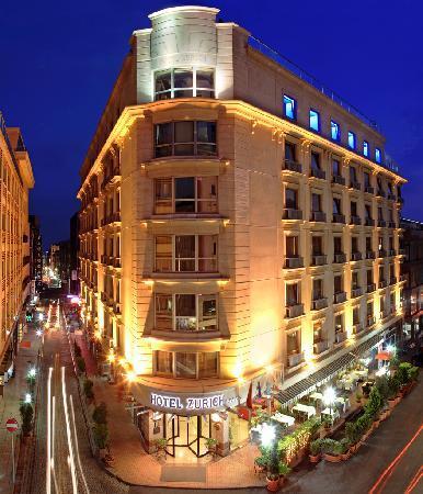 מלון Zurich