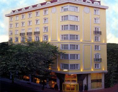 מלון Taksim Gonen