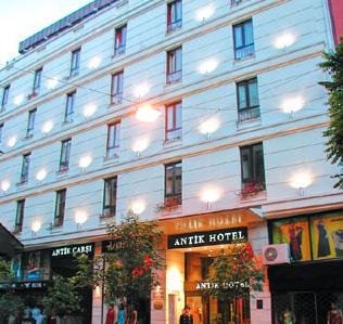 מלון Antik