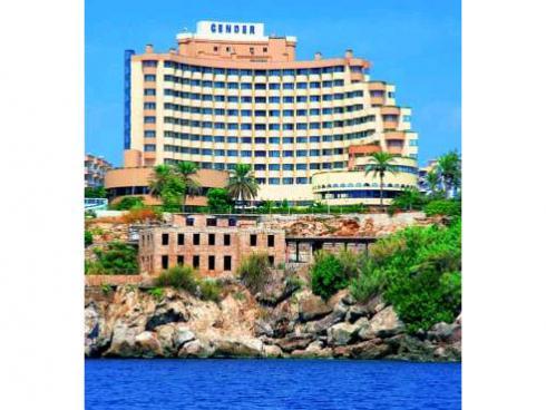 מלון Cender