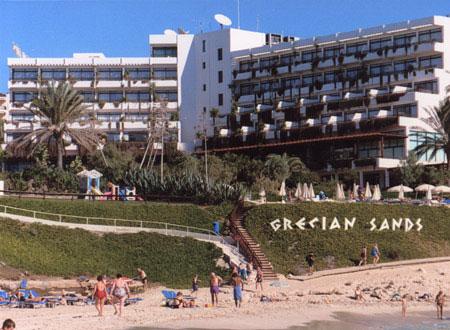 מלון Grecian Sands