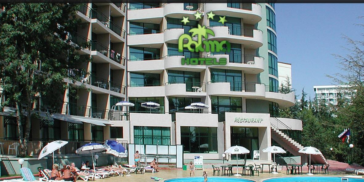 מלון Palm Beach