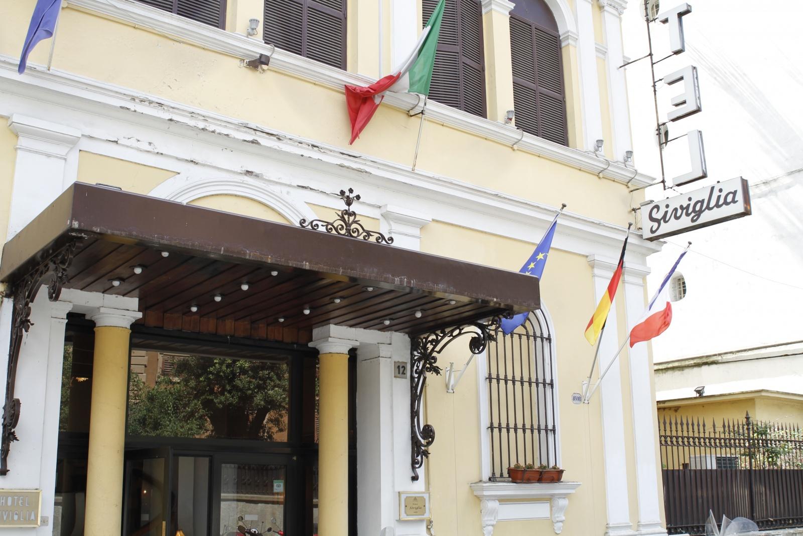 מלון Siviglia