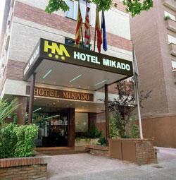 מלון Mikado