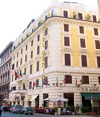 מלון Genio