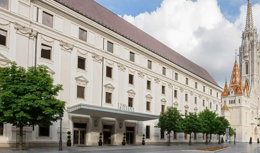 מלון Hilton Buda