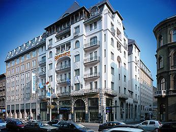 מלון Novotel Centrum