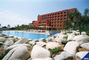 מלון Abba Garden
