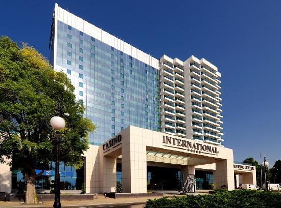 מלון International