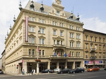 מלון Mercure Metropole