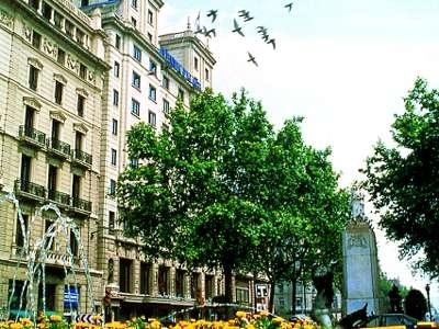 מלון Avenida Palace