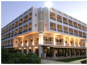 מלון Hersonissos Palace