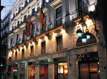 מלון Gotico