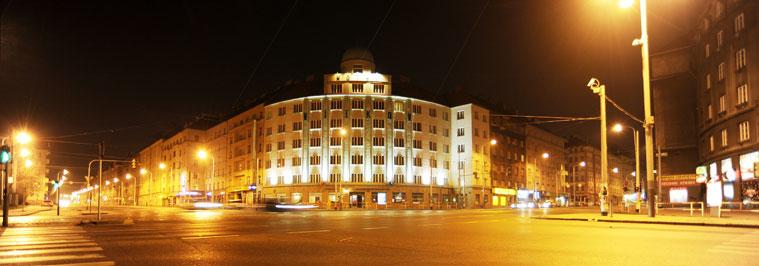 מלון Vitkov Hotel