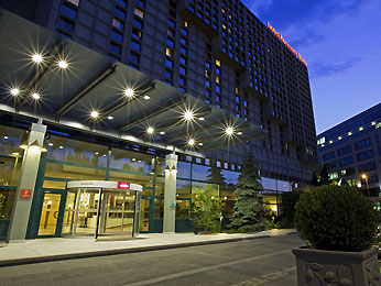 מלון Mercure Buda