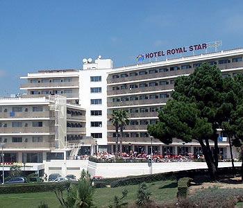 מלון Royal Star
