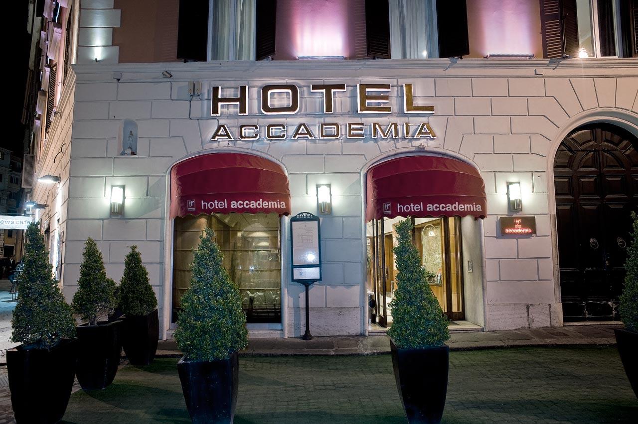 מלון Accademia