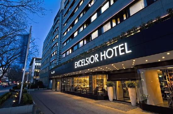 מלון Wyndham Berlin Excelsior