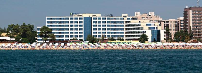 מלון Globus Hotel