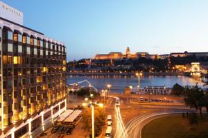 מלון Sofitel Budapest Chain Bridge