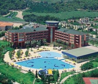 מלון Simena Park