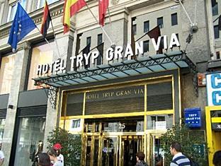 מלון Tryp Gran Via