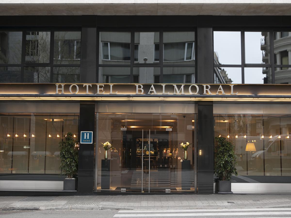 מלון Balmoral