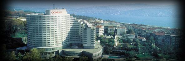 מלון Conrad Hotel Istanbul