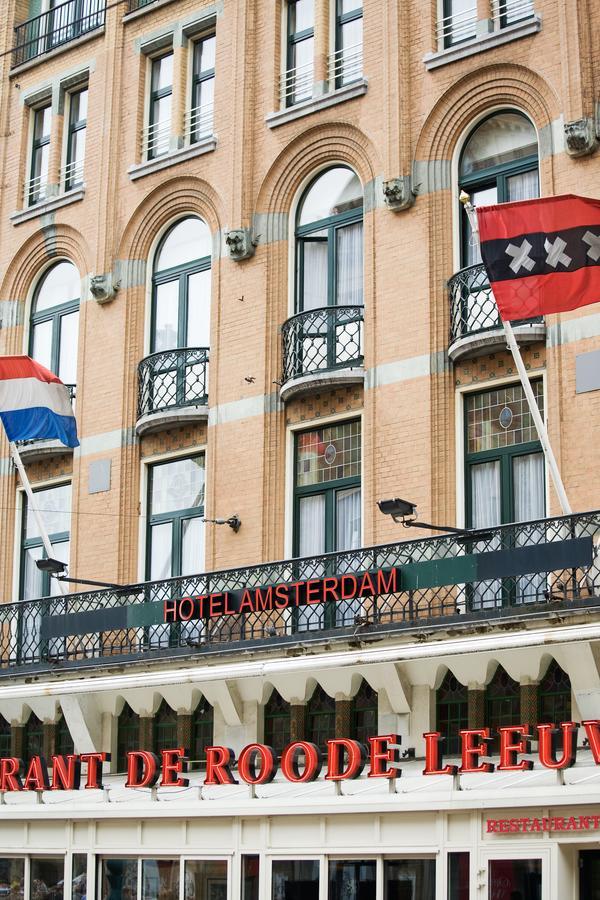 מלון De Roode Leeuw