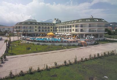 מלון Zena Resort