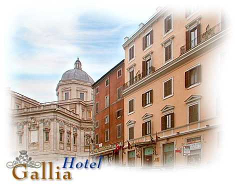 מלון Gallia