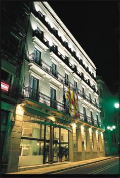 מלון Barcino Grand Hotel