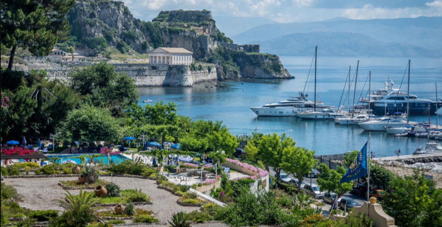 מלון Corfu Palace Hotel