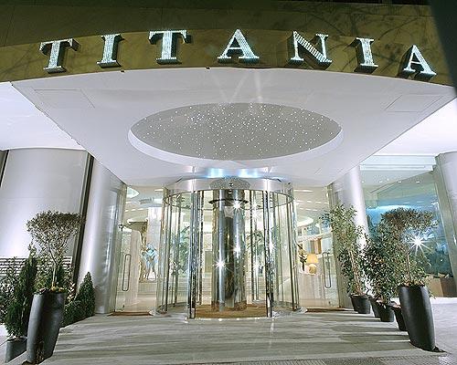 מלון Titania