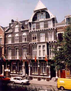 מלון Prinsen Hotel