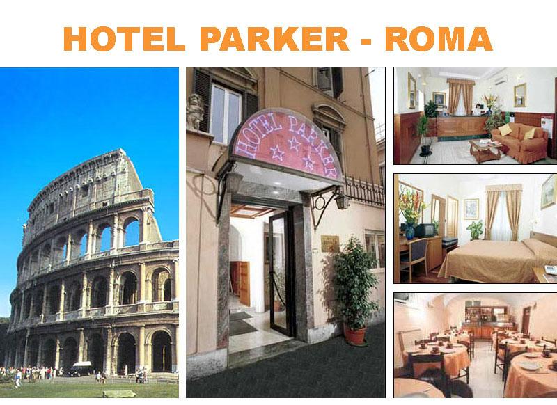 רומא - מלון PARKER