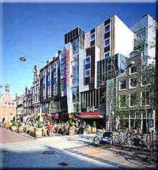 מלון Inntel Hotels Amsterdam Centre