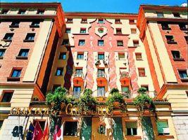 מלון Gran Hotel Conde Duque