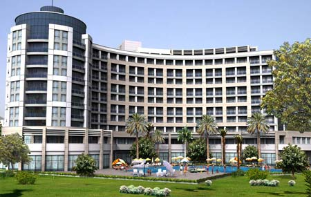 מלון Sherwood Breezes Resort