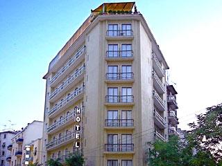 מלון Golden City