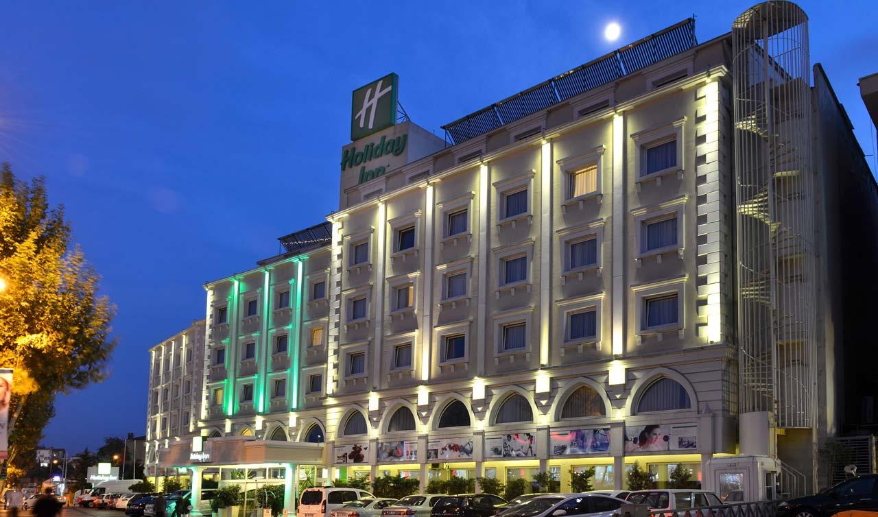 מלון Holiday Inn Istanbul City