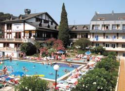 מלון Santa Susan