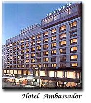 מלון Sort Hotel Ambasador
